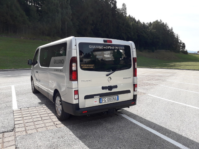 Shuttle Giuliano Perini