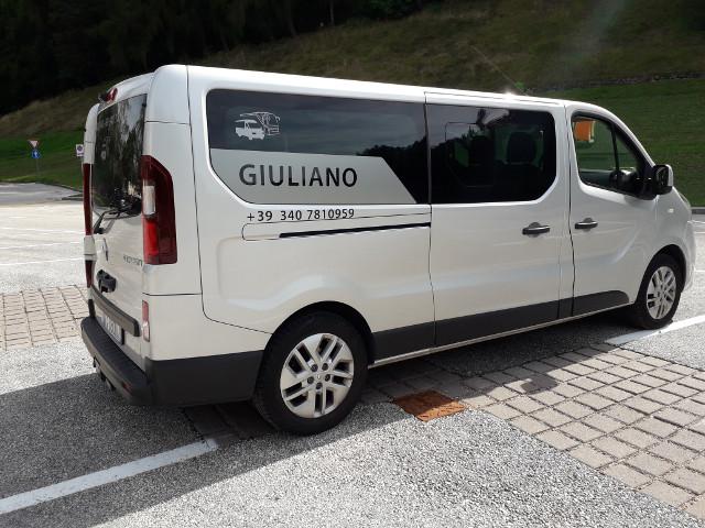 Shuttle Giuliano Perini